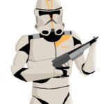 personaj-copii-Clone-Trooper