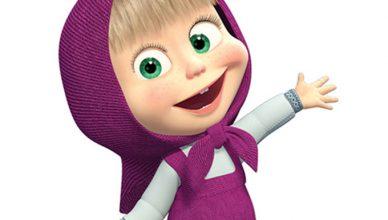 Masha-animator-copii