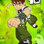 personajul-copii-ben10